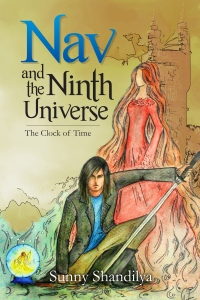Nav and the Ninth Universe_eBook cover