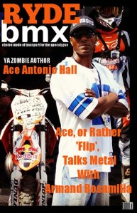STRIDE BMX mock cover
