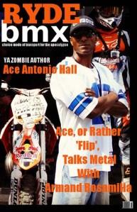 STRIDE BMX mock cover