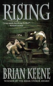 Brian Keene - The Rising zombie