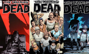 The Walking Dead covers_0