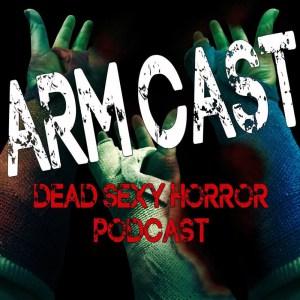 Arm Cast Podcast Logo