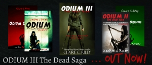 Odium OUT NOW banner