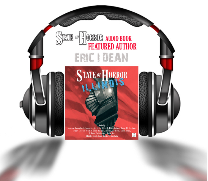 Audio book feature author Eric I. Dean