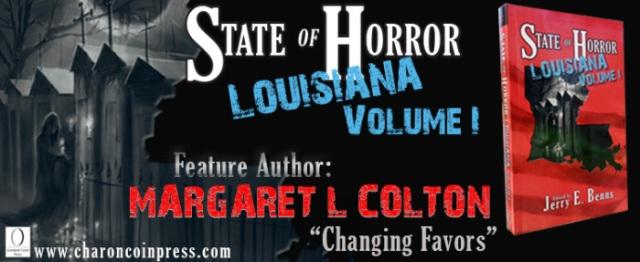Featured Author Margaret L Colton