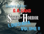 State of Horror: Louisiana Volume II – B.A. Sans