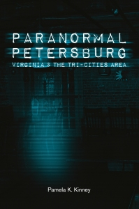 Paranormal Petersburg Book Cover