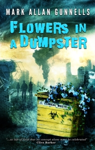 Flowers in a Dumpster
